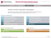 Online Konsultation zum Dienstrecht