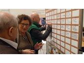 Bürgerdiskussionen über Ideen und Vorstellungen