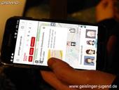 1. Jugendkonferenz mit online Jugendbeteiligung