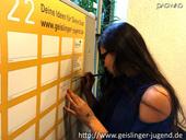 1. Jugendkonferenz Geislingen - Jugendideenwand