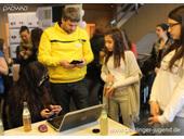 aktive Jugendliche mit dem paowao-Partizipationstool